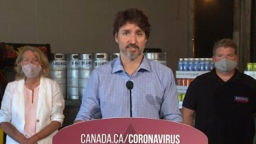 Provinces can use $14B aid fund to help long term care facilities: PM Trudeau 6