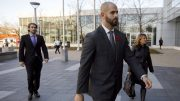 Off-duty officer Michael Theriault found guilty of assault 5
