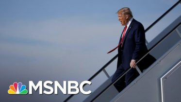 Trump Campaigns In Wisconsin As CDC Warns Coronavirus Outbreak   The 11th Hour   MSNBC 6