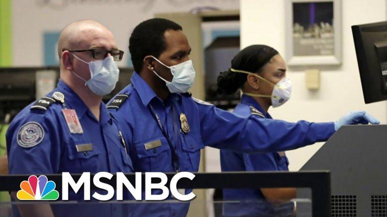 TSA Whistleblower Says Agency Isn't Doing Enough To Keep Officers, Passengers Safe | MSNBC 1