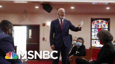 Joe Biden Meets With Black Community Leaders | Morning Joe | MSNBC 5