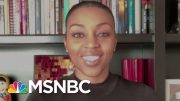 WNBA Star On Sitting Out Season: I Need To 'Lock In' On The Issues | Hallie Jackson | MSNBC 3