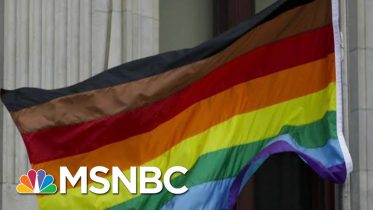 Black Trans Activists On Being Blueprint For 'Struggle For Black Freedom' | Hallie Jackson | MSNBC 6