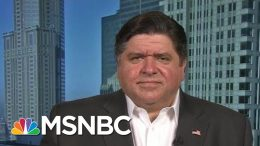 Illinois Governor: Trump Can't Send In Troops Without Being Called On | Morning Joe | MSNBC 1