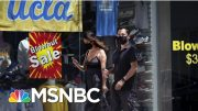 Southern California Hospitals Record 32% Rise In Hospitalizations | MSNBC 4