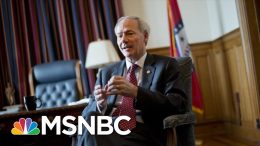 Gov. Asa Hutchinson: 'Consistent National Message' On Masks Is Very Important | MTP Daily | MSNBC 7