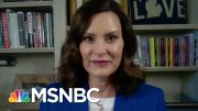 Michigan Governor: What We Need Is Unity And Hope | Morning Joe | MSNBC 3
