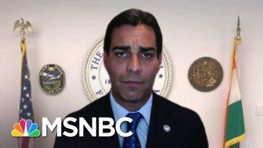Miami Mayor: 'The Problem We Are Having Is Behavior' | Deadline | MSNBC 6