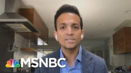 We Are In 'More Dire Situation Than We Were Back In March' Says Global Health Policy Expert | MSNBC 4