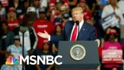 See The Moment Tucker Carlson Realized Trump Could Lose 2020 | MSNBC 3