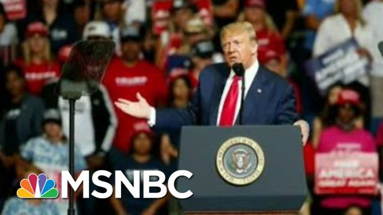 See The Moment Tucker Carlson Realized Trump Could Lose 2020 | MSNBC 1