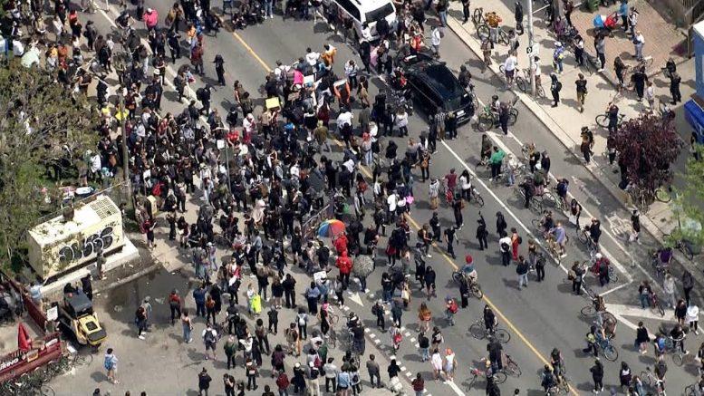 Anti-racism solidarity rallies across Canada 1