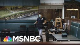 Health Experts Concerned Indoor Dining May Lead To COVID-19 Spikes | The 11th Hour | MSNBC 1