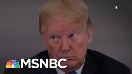 Trump Says The Nation Has 'A Little Work To Do' As COVID-19 Rages | The 11th Hour | MSNBC 3