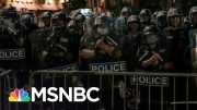 Concern Grows That Police Reform Will Hit A Dead End In Congress | The 11th Hour | MSNBC 3