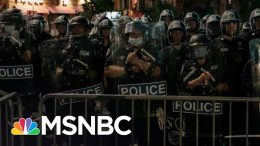 Concern Grows That Police Reform Will Hit A Dead End In Congress | The 11th Hour | MSNBC 6