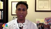 Houston Area Hospitals Running Out Beds For COVID-19 Patients | Rachel Maddow | MSNBC 3