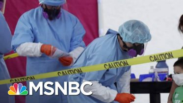 'It Didn't Have To Happen This Way': Congressman Blames Texas Governor For Coronavirus Surge | MSNBC 6