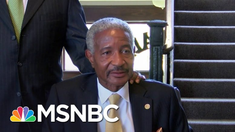 'Time For Waiting Is Over': Mississippi Mayor Orders Removal Of Confederate Flag | MSNBC 1