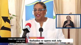 BARBADOS RE-OPENING AIRPORT 2