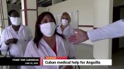 Cuban medical team arrives in Anguilla 2