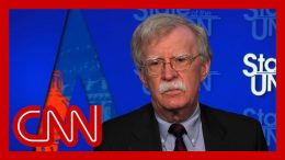 Bolton: Trump's 'fundamental focus' not on US national security 6