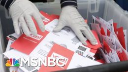 Mail-In Voting Is Not Political, It's About 'We The People' | MSNBC 1