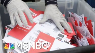 Mail-In Voting Is Not Political, It's About 'We The People' | MSNBC 6