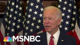 Biden: Trump 'Must Be Part Of The Solution, Not The Problem' | MSNBC 2