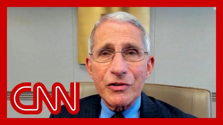 Fauci: Vaccine might not get US sufficient level of immunity 1