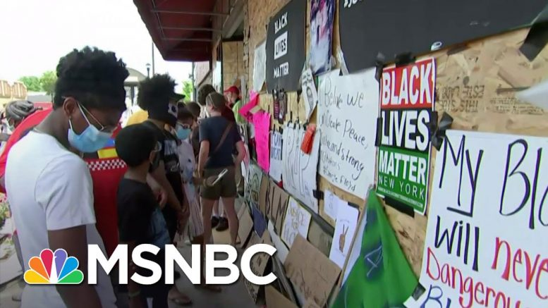 Family Lawyer Expects Other 3 Officers To Be Arrested Before Floyd's Funeral | MSNBC 1