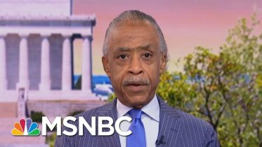Rev. Al Sharpton: His Retweeting This Is Intentional | Morning Joe | MSNBC 6