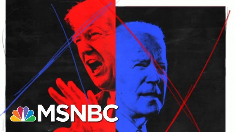 Getting Voters To Hate Joe Biden? Why Trump Camp May Try It | Morning Joe | MSNBC 1