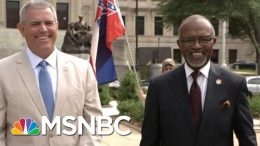 MS House Leaders On 'Embracing Future' After Flag Removal Vote | Hallie Jackson | MSNBC 9