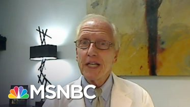 CDC Adviser: 'It's A Lot Easier To Wear A Mask Than A Ventilator' | Deadline | MSNBC 5
