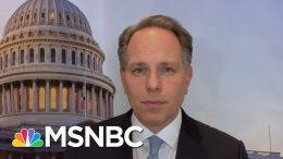Bash Says 'It's Inconceivable' Trump Would Not Be Told About A Direct Threat To U.S. Troops | MSNBC 3