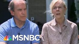 Trump Voter: Would Like To See The President Be 'More Compassionate' | MTP Daily | MSNBC 5