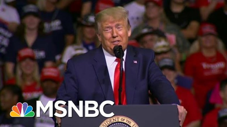 'Betrayal': U.S. Army Intel Officer Slams 'Disloyal' Trump For Being 'Obedient' To Putin | MSNBC 1