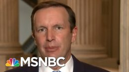 Sen. Murphy: What On Earth Could Russia Do To Us That Trump Would Take Seriously? | All In | MSNBC 2