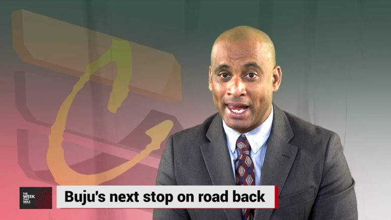 THE WEEK THAT WAS: Buju's landmark release 1