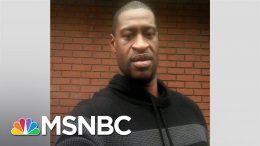 Minnesota Files Civil Rights Charge Against Minneapolis Police Dept In George Floyd's Death   MSNBC 1