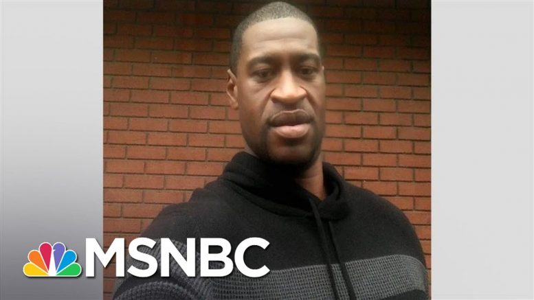 Minnesota Files Civil Rights Charge Against Minneapolis Police Dept In George Floyd's Death | MSNBC 1