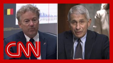 Sen. Rand Paul challenges Dr. Fauci. Watch his response. 6