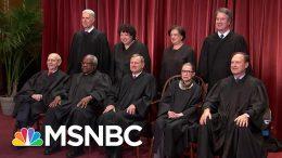 Supreme Court Strikes Down LA Anti-Abortion Law In Surprise 5-4 Ruling | The Last Word | MSNBC 5