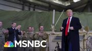 NYT: Trump Got Written Briefing In Feb. About Possible Russian Bounties | The Last Word | MSNBC 3