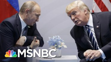Trump WH Reportedly Knew About Russian Bounty Intel In 2019 | The 11th Hour | MSNBC 6