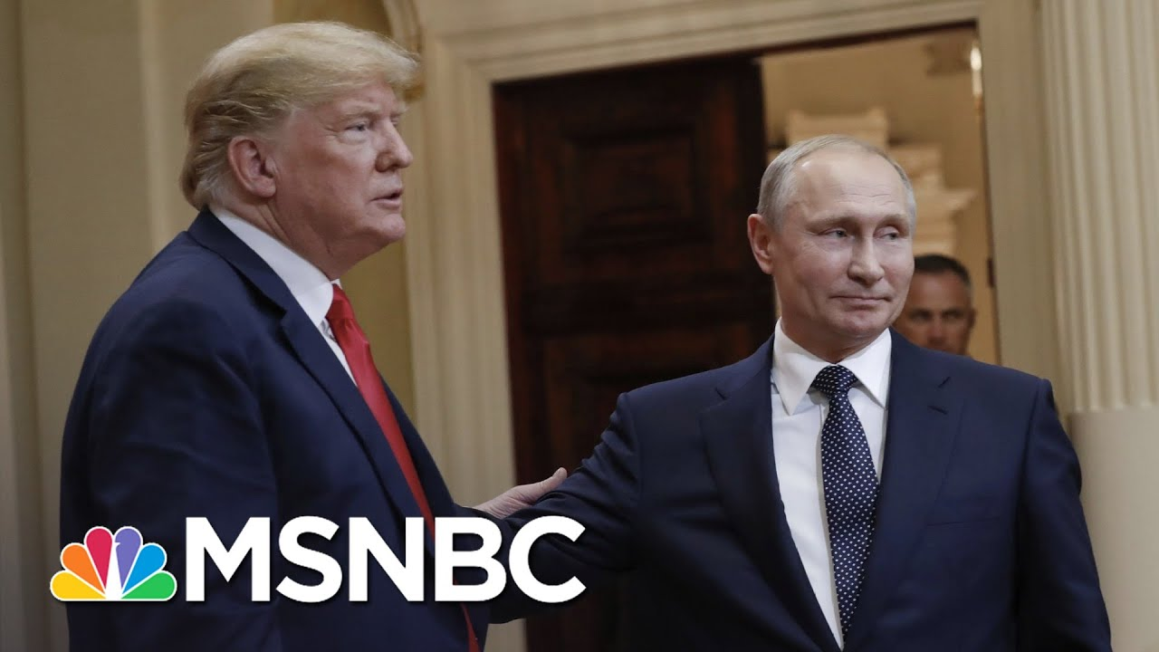 McFaul: It's A Big Deal That Russian Bounty Intel Was In Trump's PDB   The 11th Hour   MSNBC 8