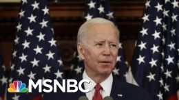 Joe Biden Speaks To A Nation In Pain: 'I Will Seek To Heal The Racial Wounds' | Deadline | MSNBC 6