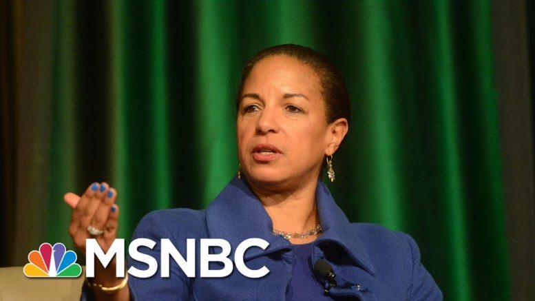 Rice: No Higher Imperative For U.S. Than Electing Joe Biden | Rachel Maddow | MSNBC 1