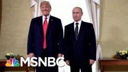 Joe: Trump Taking The Words Of Putin Over His Own Intel Chiefs | Morning Joe | MSNBC 8